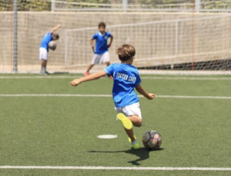 Primera edición del Soccer Camp