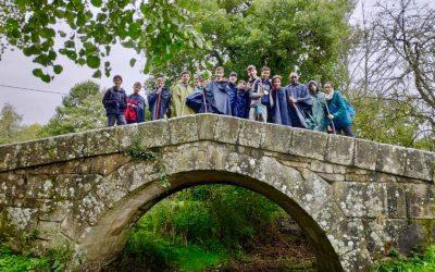 El Camino de Santiago (2.º ESO) día a día