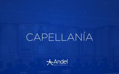 La capellanía de Andel durante el confinamiento