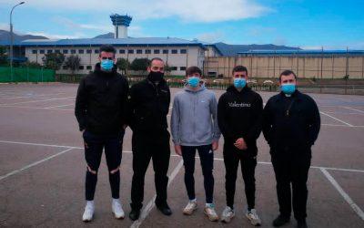Navidad en la cárcel de Algeciras